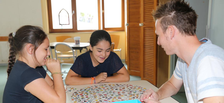 Accompagnement à la scolarité au Phare de l'Ill à Illkirch