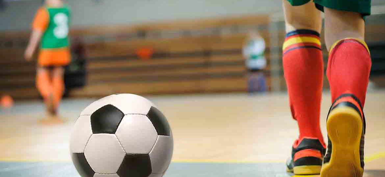 Futsal au Phare de l'Ill à Illkirch