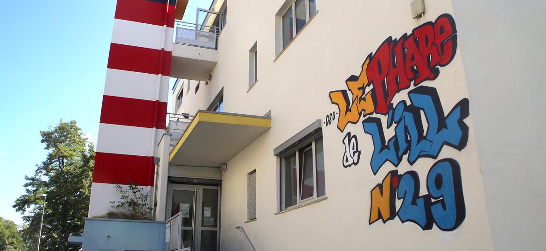 Centre Socio-Culturel le Phare de l'Ill à Illkirch-Graffenstaden